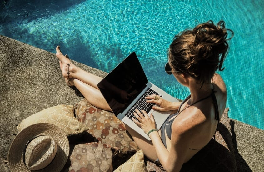 5 signs youre a digital nomad