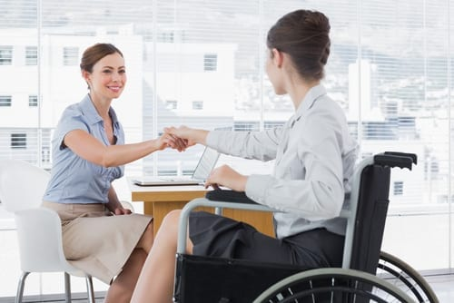 Certificate of Disability Employment Services