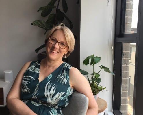 Jenny Long of NSW winner