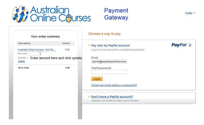 PaymentGatewayInstructions