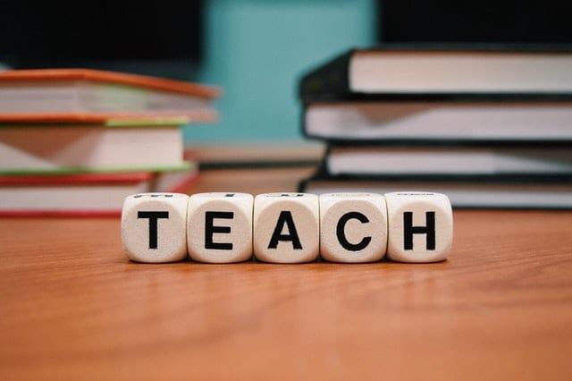 Professional development for teacher aides