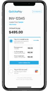 Quickpay Set Up