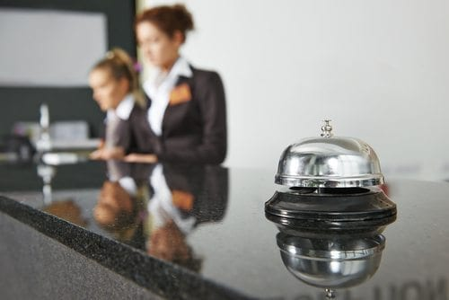 Accommodation Reception Services