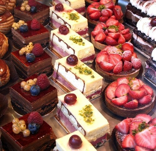 Cakes, Pastries and Breads