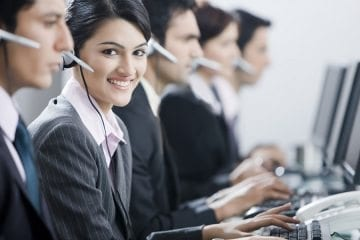 Certificate of Call Centre Sales and Customer Service