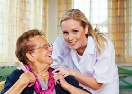 careers in aged care