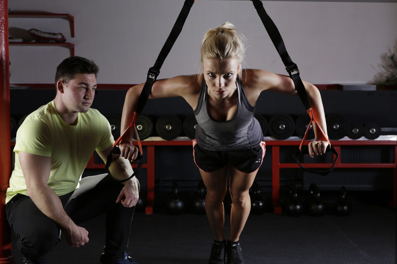 Certificate of Personal Training Professional Practice