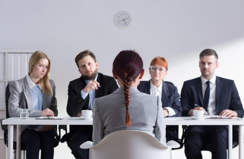 different job interview types