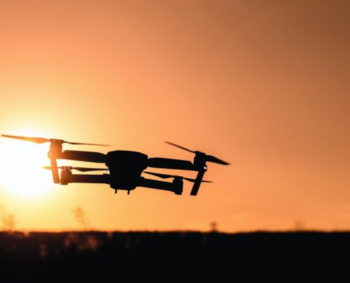 Drone technology course