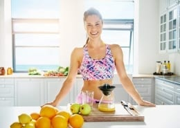 nutrition advice for fast fitness