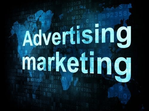 Certificate of Advertising and Marketing