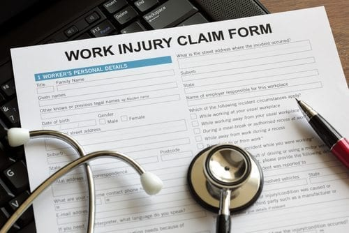 Certificate of Claims Management and Workers Compensation