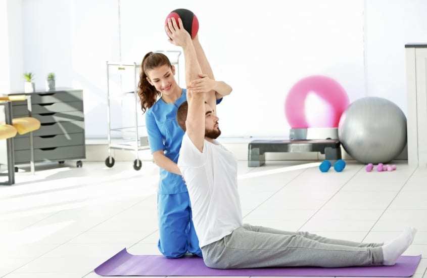 physiotherapy assistance careers